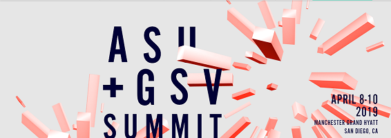 ASU + GSV Summit 2019