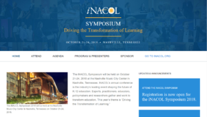iNACOL Symposium 2018 | Nashville