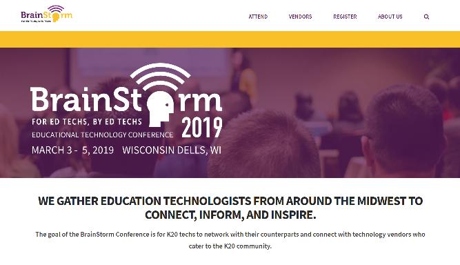 BrainStorm Conference 2019