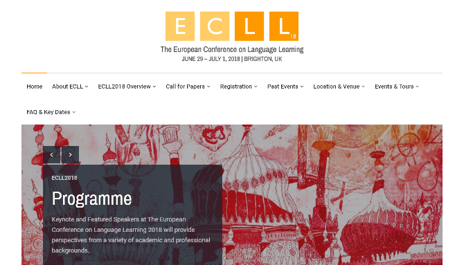 ECLL 2018