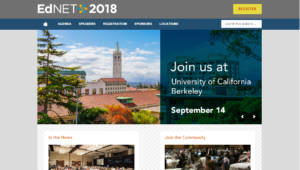 EdNET 2018 San Francisco