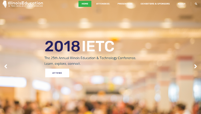 IETC 2018 Illinois Education and Technology Conference