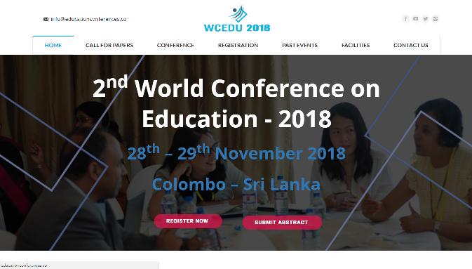WCEDU 2018