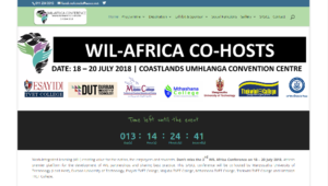 WIL Africa Conference 2018