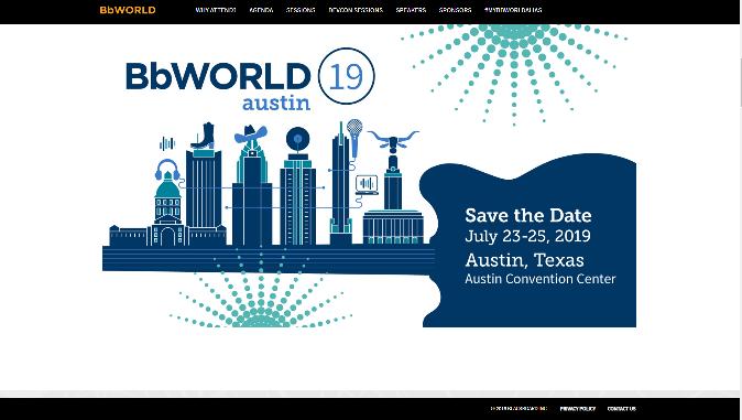 BbWorld 2019 Austin, TX