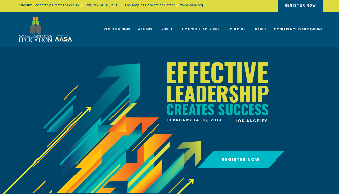 NCE 2019 Effective Leadership Creates Success 2019 Los Angeles, CA