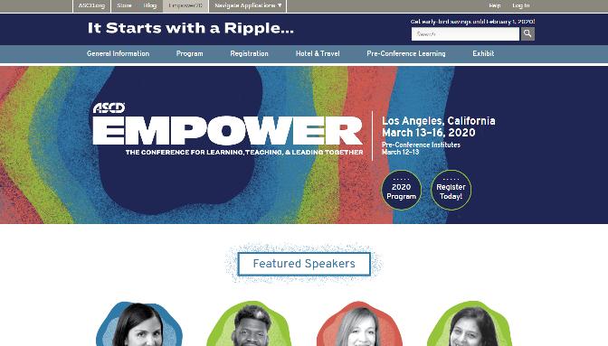 ASCD Empower 2020