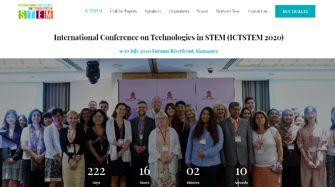 International Conference on Technologies in STEM 2020
