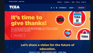 TCEA Convention & Exposition 2020