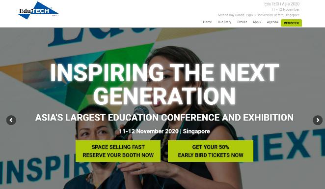 EduTech Asia 2020