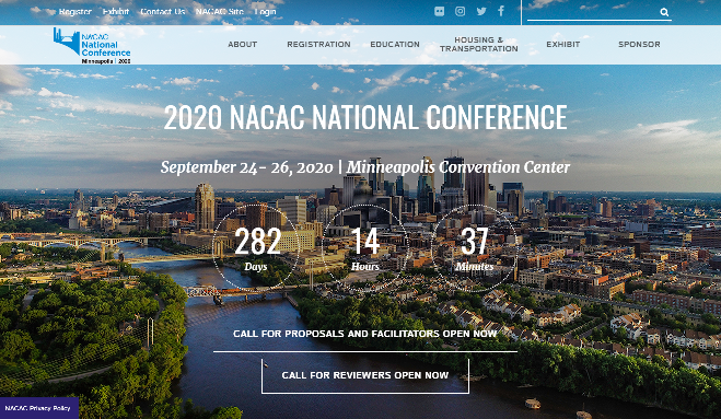 NACAC National Conference 2020