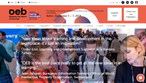 OEB Conference 2018