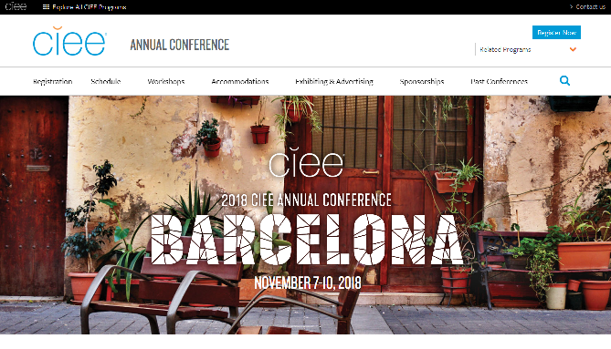 2018 CIEE Annual Conference