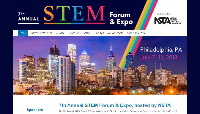 7th Annual STEM Forum & Expo 2018
