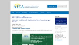 AIEA Annual Conference 2019