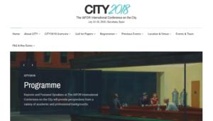 CITY 2018