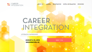 Career Integration Conference 2018