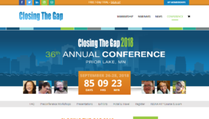 Closing the Gap 2018