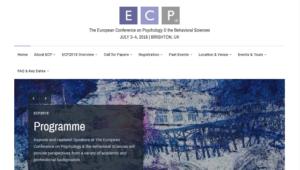 ECP 2018