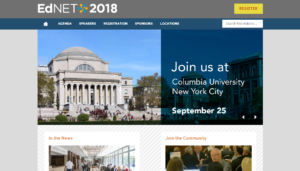EdNET 2018 New York