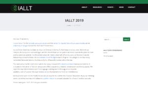 IALLT 2019