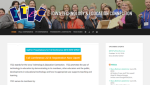 ITEC 2018 Fall Conference