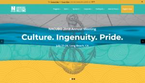 NACUBO 2018