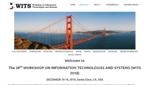 WITS 2018