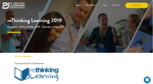 reThinking Learning 2019