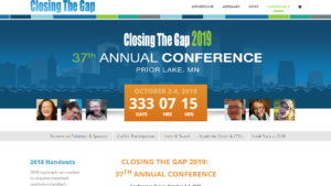 Closing the Gap 2019 Prior Lake, MN