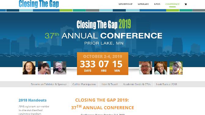 Closing the Gap 2019 Prior Lake, MN