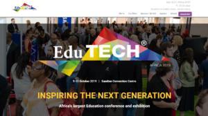 EduTECH Africa 2019 Johannesburg