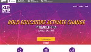 ISTE 2019 Philadelphia, PA