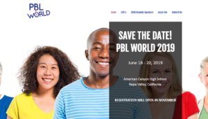 PBL World 2019 Napa Valley, CA