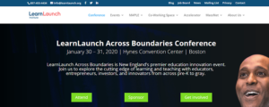 LearnLaunch Across Boundaries Conference 2020
