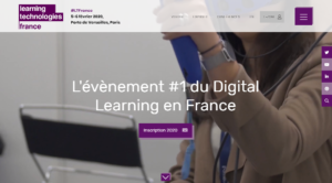 Learning Technologies France 2020