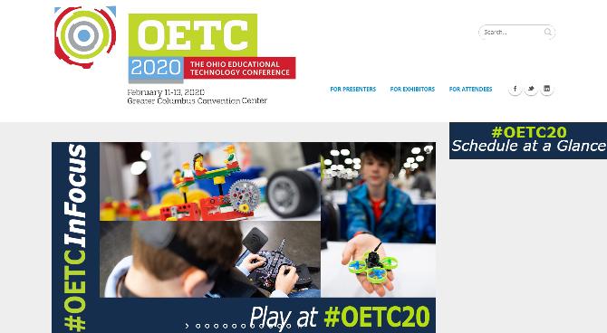 Ohio Educational Technology Conference 2020