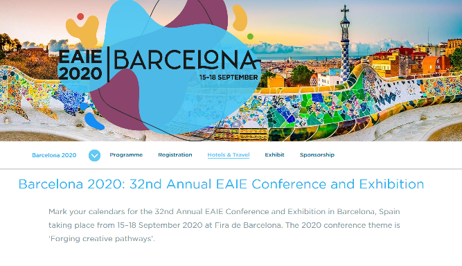 EAIE Conference 2020