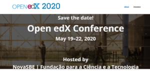 Open EDX 2020