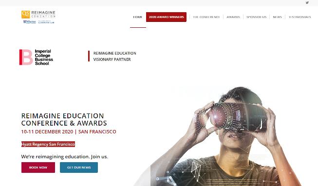 Reimagine Education 2020